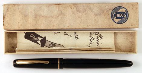 Warrented Planton Hardest Iridium  Long Tines w18012 Fountain Pen Part Rare 2 Vintage Nibs