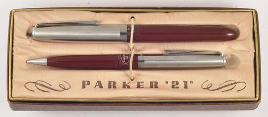 WW2 Era Vintage 1942 Parker \u201c51\u201d Pens Ad